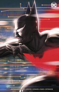 [Batman Beyond #33 (Variant Edition) (Product Image)]