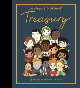[Little People, BIG DREAMS: Treasury: 50 Stories From Brilliant Dreamers (Hardcover) (Product Image)]