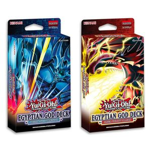 [Yu-Gi-Oh!: Egyptian God Deck: Obelisk/Slifer (Product Image)]