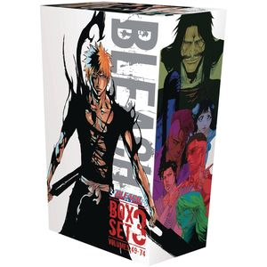 [Bleach: Box Set 3: Volumes 49-74 (Product Image)]