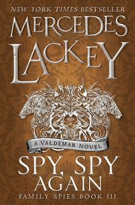 [Family Spies: Book 3: Spy, Spy Again (Product Image)]