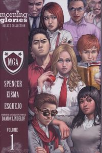 [Morning Glories: Volume 1 (Hardcover) (Product Image)]