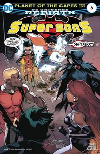 [Super Sons #6 (Product Image)]