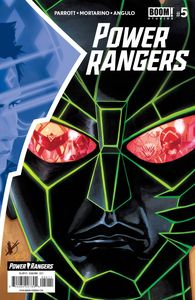 [Power Rangers #5 (Cover A Scalera) (Product Image)]