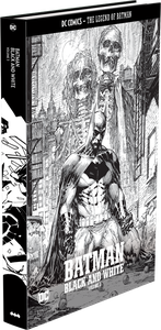 [Legend Of Batman: Graphic Novel Collection Special: Volume 16: Black & White Part 3 (Hardcover) (Product Image)]