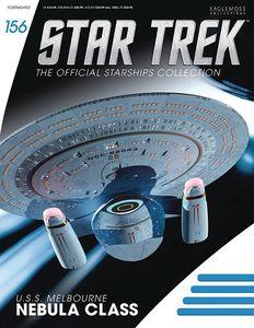 [Star Trek: Starships #156: USS Melbourne Nebula Class (Product Image)]