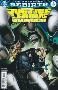 [Justice League Of America #7 (Variant Edition) (Product Image)]