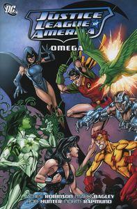 [JLA: Omega (Hardcover) (Product Image)]