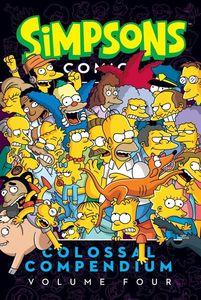 [Simpsons Comics: Colossal Compendium: Volume 4 (Product Image)]