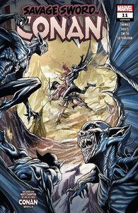 [Savage Sword Of Conan #11 (Product Image)]