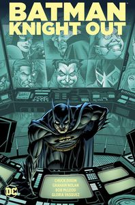 [Batman: Knight Out (Hardcover) (Product Image)]