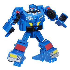 [Transformers: Generations: Power Of The Primes: Legends Action Figure: Roadtrap (Product Image)]