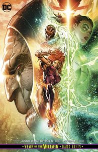 [Justice League: Odyssey #12 (Card Stock Variant Edition YOTV Dark Gifts) (Product Image)]