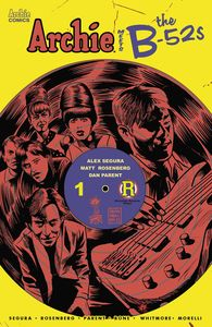 [Archie Meets The B-52s #1 (Cover E Francavilla) (Product Image)]