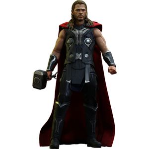 [Marvel: Avengers: Age Of Ultron: Hot Toys Deluxe Action Figures: Thor (Product Image)]