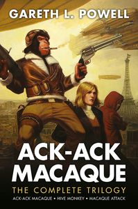 [The Complete Ack-Ack Macaque Trilogy (Product Image)]