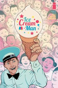 [Ice Cream Man #1 (Cover A Morazzo & Ohalloran) (Product Image)]