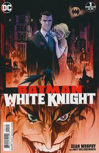 [Batman: White Knight #1 (2nd Printing) (Product Image)]