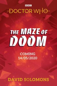 [Doctor Who: The Maze Of Doom (Signed Edition) (Product Image)]