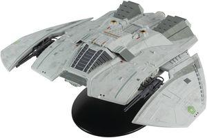 [Battlestar Galactica: Ships Magazine #11: Blood & Chrome Raider (Product Image)]