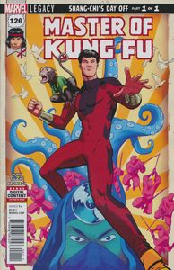 [Master Of Kung Fu #126 (Legacy) (Product Image)]