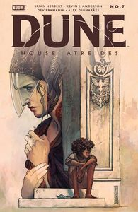 [Dune: House Atreides #7 (Cover A Cagle) (Product Image)]