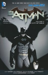[Batman: Volume 2: The City Of Owls (Product Image)]