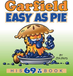 [Garfield Easy As Pie: His 69th Book (Product Image)]