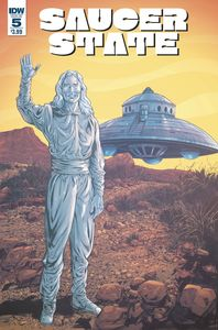 [Saucer State #5 (Cover A Kelly) (Product Image)]