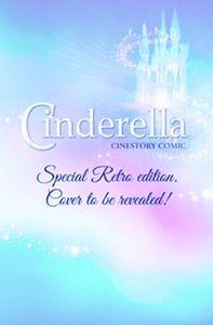 [Disney's Cinderella: Cinestory (Retro Collectors Edition) (Product Image)]
