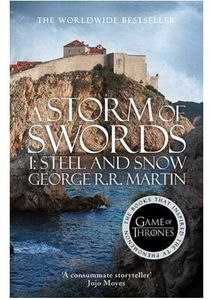 [Game Of Thrones: Book 3: Storm Of Swords Part 1 (Product Image)]