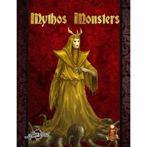 [Mythos Monsters (5th Edition) (Product Image)]