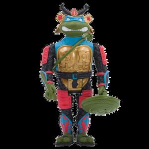 [Teenage Mutant Ninja Turtles: ReAction Action Figure: Wave 3: Sewer Samurai Leonardo (Product Image)]