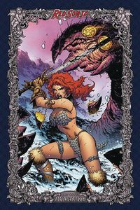 [Red Sonja: Age Of Chaos #1 (Lee Icon Variant) (Product Image)]