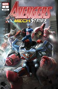 [Avengers: Mech Strike #1 (Sng Variant) (Product Image)]