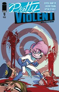 [Pretty Violent #9 (Product Image)]
