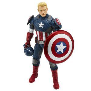 [Marvel Legends: Action Figures: Captain America (12 Inch Version) (Product Image)]
