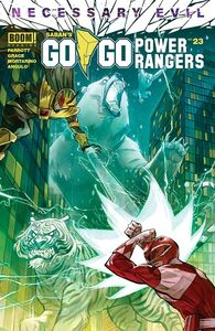 [Go Go Power Rangers #23 (Cover A Main Shavrin) (Product Image)]