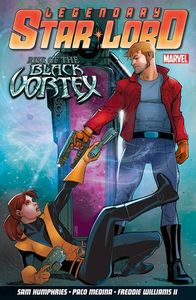[Legendary Star Lord: Volume 2: Rise Of The Black Vortex (UK Edition) (Product Image)]