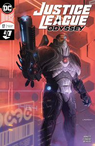 [Justice League: Odyssey #17 (Product Image)]