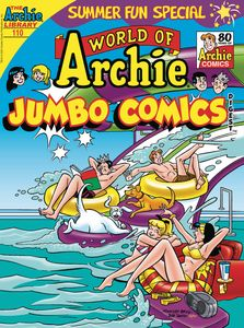 [World Of Archie: Jumbo Comics Digest #110 (Product Image)]