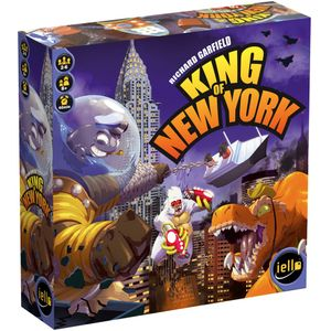 [King Of New York: Board Game (Product Image)]