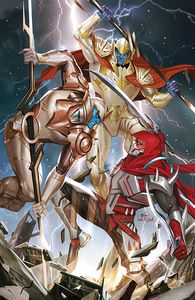[Mighty Morphin #10 (Cover A Lee) (Product Image)]