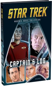 [Star Trek Graphic Novel Collection: Volume 52: Captains Log (Product Image)]