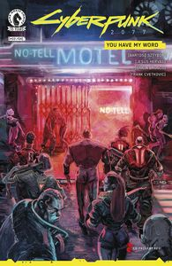 [Cyberpunk 2077: You Have My Word #3 (Cover A Hervas) (Product Image)]