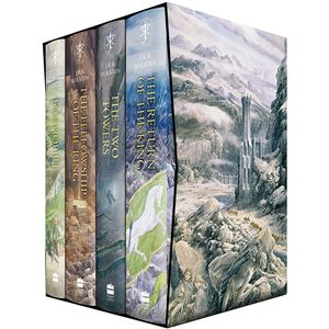 [The Hobbit & The Lord Of The Rings (Boxed Set) (Product Image)]