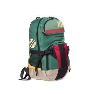 [Star Wars: Backpack: 3D Molded Boba Fett (Product Image)]