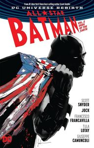 [All Star Batman: Volume 2: Ends Of The Earth (Rebirth) (Product Image)]