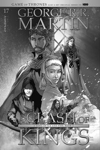 [Game Of Thrones: Clash Of Kings #18 (Cover B Rubi) (Product Image)]