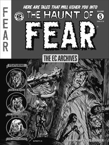[EC Archives: The Haunt Of Fear: Volume 5 (Hardcover) (Product Image)]